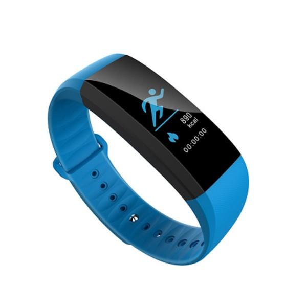 Смарт гривна M99 с цветен екран, измерва сърдечен ритъм и кръвно налягане SMW26 4