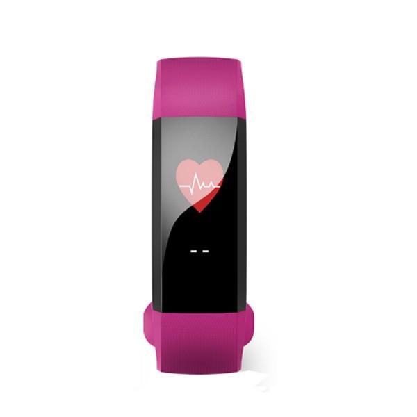 Смарт гривна M99 с цветен екран, измерва сърдечен ритъм и кръвно налягане SMW26 7
