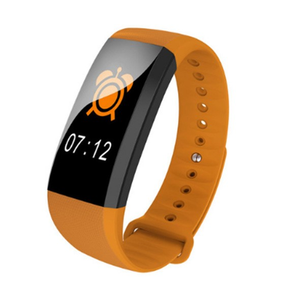 Смарт гривна M99 с цветен екран, измерва сърдечен ритъм и кръвно налягане SMW26 11