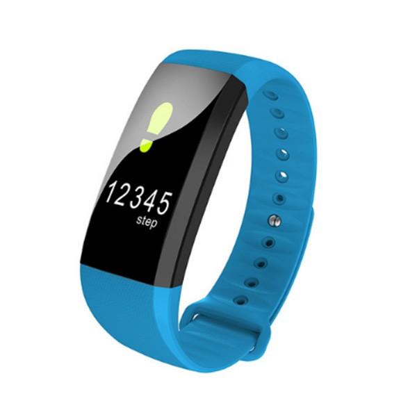 Смарт гривна M99 с цветен екран, измерва сърдечен ритъм и кръвно налягане SMW26 12