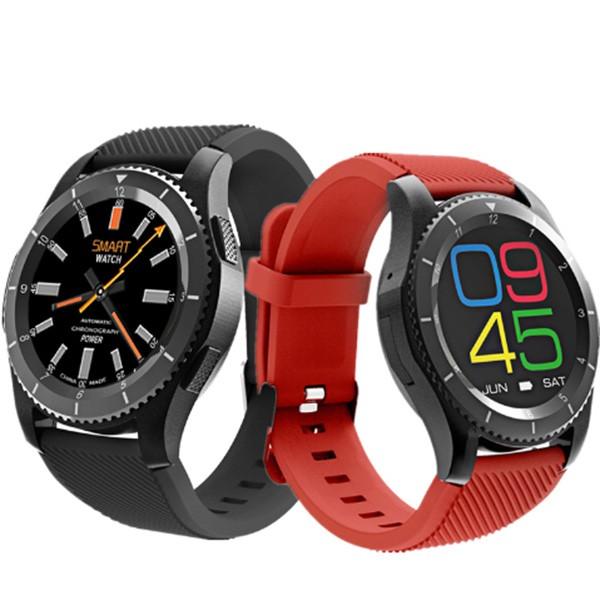 Смарт часовник Original NO1 G8 с Bluetooth 4.0 измерване на сърдечния ритъм SMW21