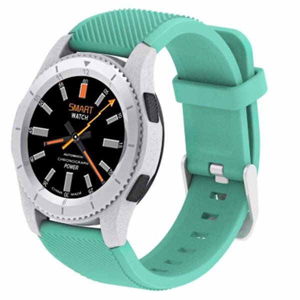 Смарт часовник Original NO1 G8 с Bluetooth 4.0 измерване на сърдечния ритъм SMW21 4