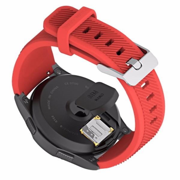 Смарт часовник Original NO1 G8 с Bluetooth 4.0 измерване на сърдечния ритъм SMW21 5