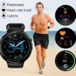 Смарт спортен часовник I4 AIR с камера GPS и измерване на сърдечния ритъм SMW25 3
