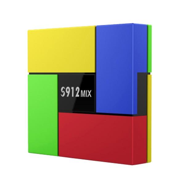 Smart TV Box T95K за Android 7.1 с 8 ядрен процесор, WI FI, Bluetooth, 16 GB RAM 2
