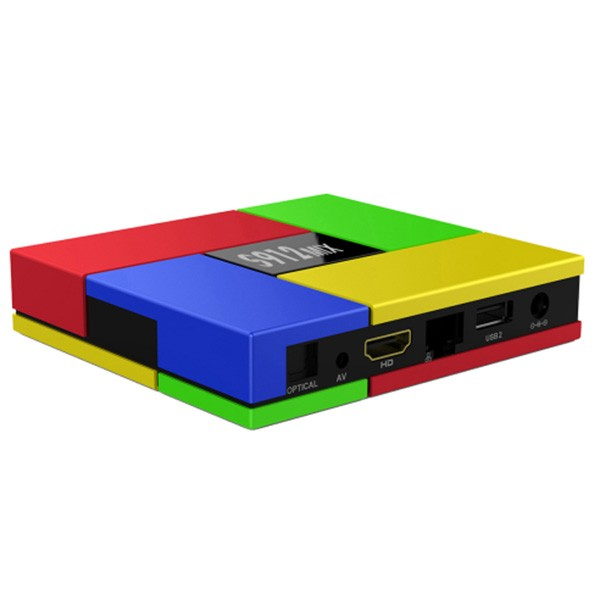 Smart TV Box T95K за Android 7.1 с 8 ядрен процесор, WI FI, Bluetooth, 16 GB RAM 4