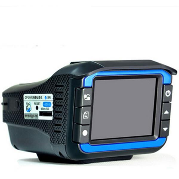 Видеорегистратор 2 в 1 с радар за скорост AC53 2