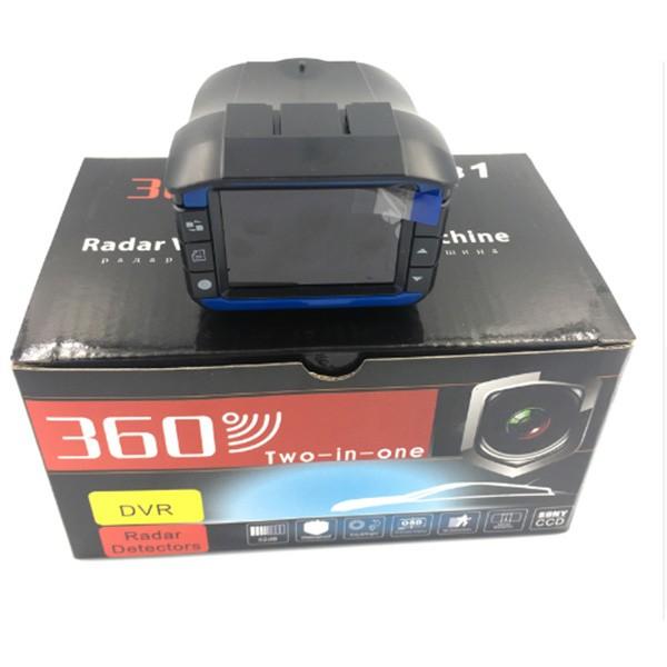 Видеорегистратор 2 в 1 с радар за скорост AC53 5