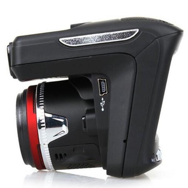 Видеорегистратор 2 в 1 с радарен детектор AC52 4