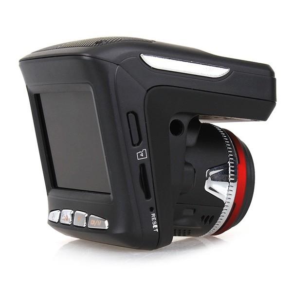 Видеорегистратор 2 в 1 с радарен детектор AC52 6