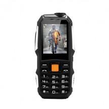Влагоустойчив и противоударен телефон F88 с 2 сим карти, 2MPX, голям обхват