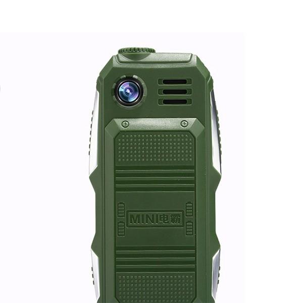 Водоустойчив и противоударен телефон F88 с 2 сим карти, 5MPX камера, голям обхват 4