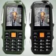Водоустойчив и противоударен телефон F88 с 2 сим карти, 5MPX камера, голям обхват 5