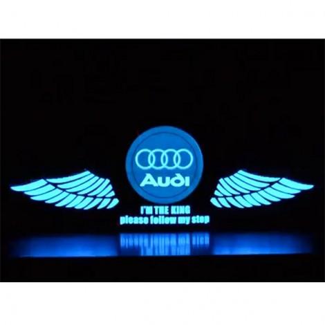 LED стикер Audi