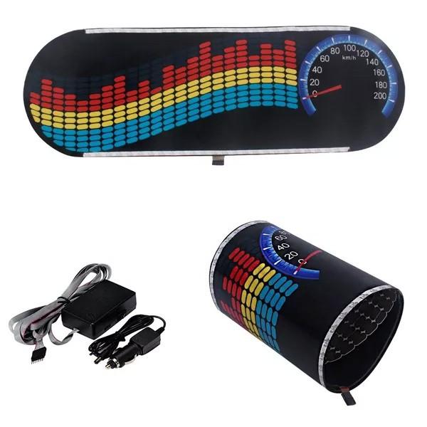 LED стикер за кола за декорация на задното стъкло CT139 2