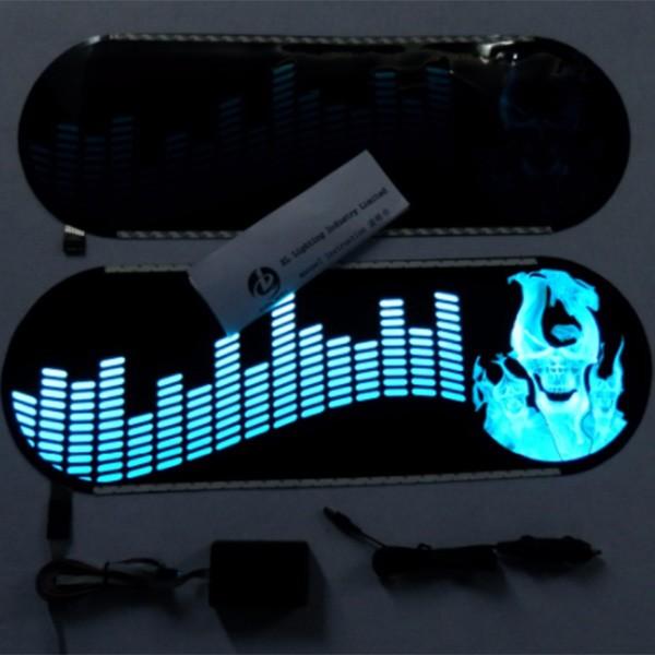 LED стикер за кола CT98 1