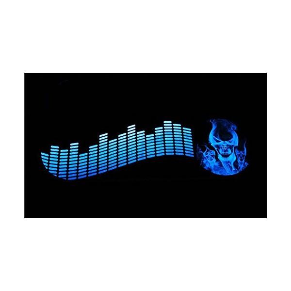 LED стикер за кола CT98