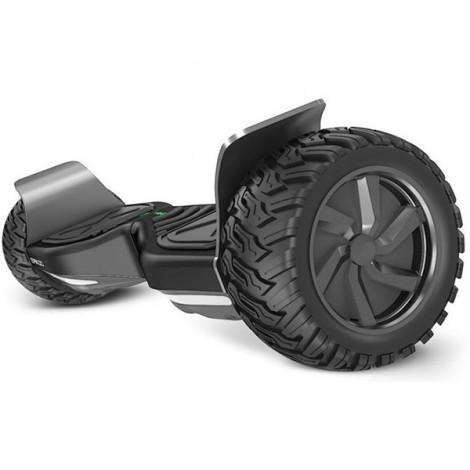 Хoвърборд Хамър с по-големи и по-устойчиви колела