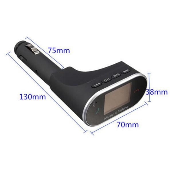 Радио предавател за кола с хендс - фрий функции Bluetooth, USB 2.0 630C HF13 8