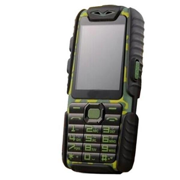 Водоустойчив и удароустойчив телефон A6 с Power Bank батерия, 2 SIM, Блутут 2