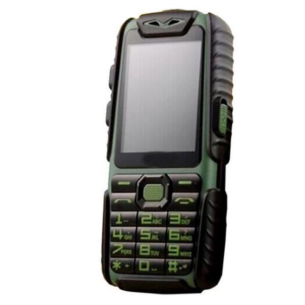 Водоустойчив и удароустойчив телефон A6 с Power Bank батерия, 2 SIM, Блутут 3