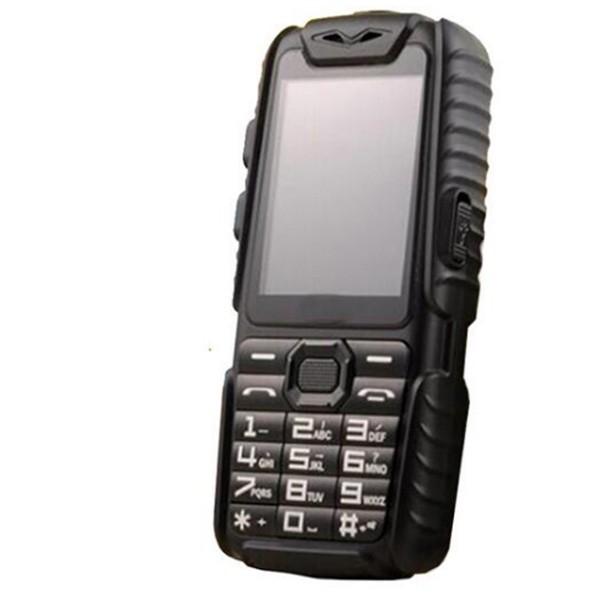 Водоустойчив и удароустойчив телефон A6 с Power Bank батерия, 2 SIM, Блутут 4