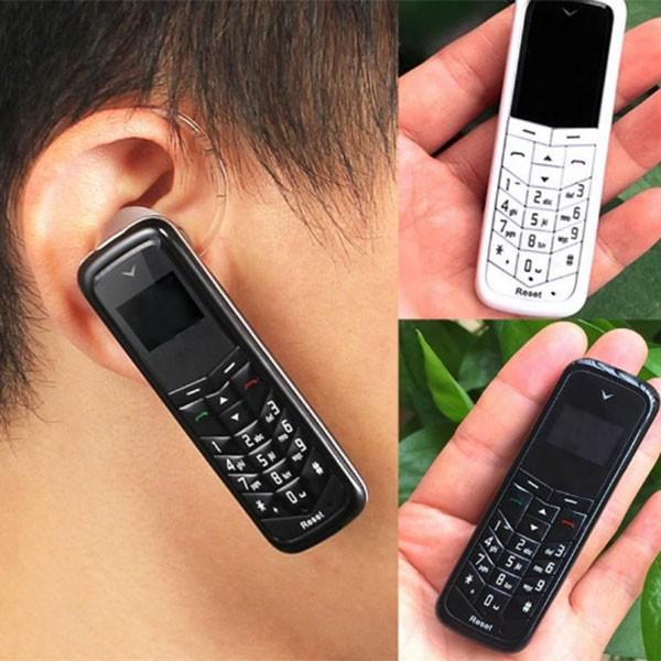Мини хендсфри мобилен телефон BM50 1