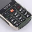 Прахоустойчив телефон за 4 сим карти Servo H8 с Bluetooth, Usb, камера 9