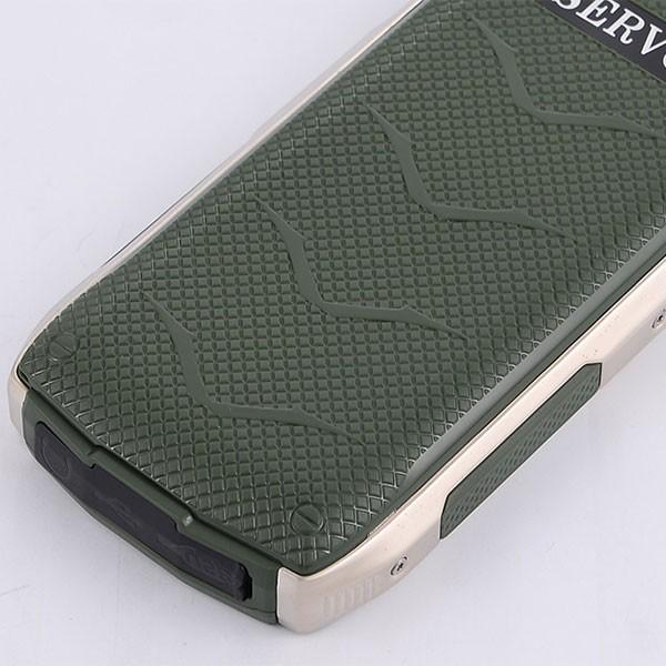 Прахоустойчив телефон за 4 сим карти Servo H8 с Bluetooth, Usb, камера 13
