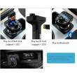 Мощно зарядно хендсфрий и плеър за автомобил с до 32 Gb външна памет HY82 HF22 10
