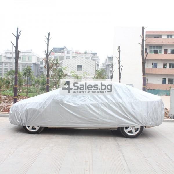 Покривало за кола от PEVA материал с голяма устойчивост на агресивни условия 5