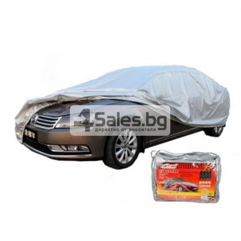Покривало от PEVA материал за кола срещу градушка, външни условия и UV лъчение