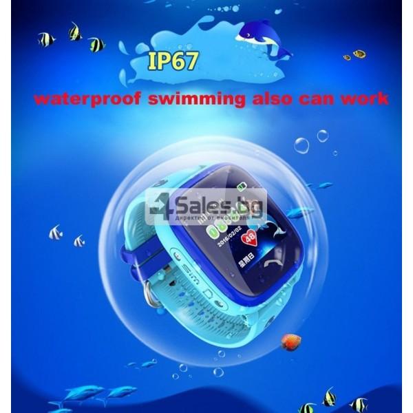 Ollly интелигентен часовник за деца IP67 водоустойчив sos-call WI-FI DF25 6