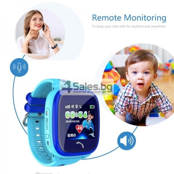 Ollly интелигентен часовник за деца IP67 водоустойчив sos-call WI-FI DF25 7