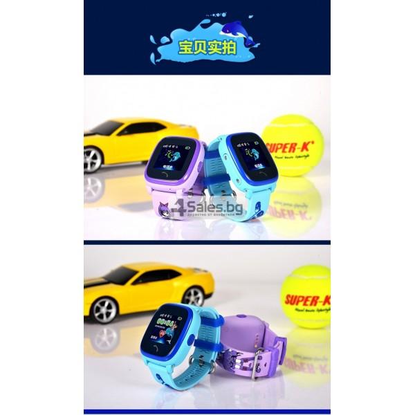 Ollly интелигентен часовник за деца IP67 водоустойчив sos-call WI-FI DF25 9