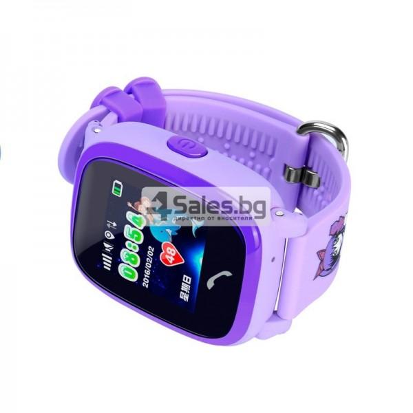 Ollly интелигентен часовник за деца IP67 водоустойчив sos-call WI-FI DF25 3