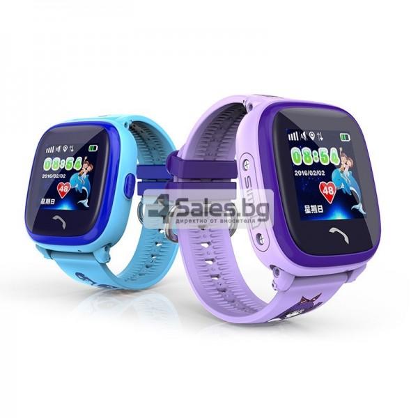 Ollly интелигентен часовник за деца IP65 водоустойчив sos-call WI-FI DF25 1