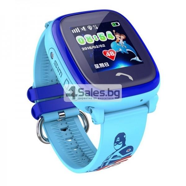 Ollly интелигентен часовник за деца IP65 водоустойчив sos-call WI-FI DF25 2