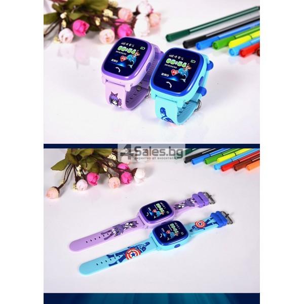 Ollly интелигентен часовник за деца IP65 водоустойчив sos-call WI-FI DF25 8