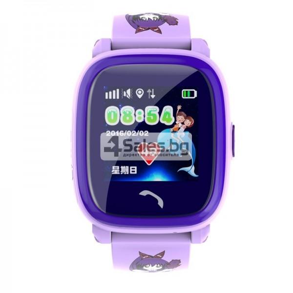Ollly интелигентен часовник за деца IP67 водоустойчив sos-call WI-FI DF25 10