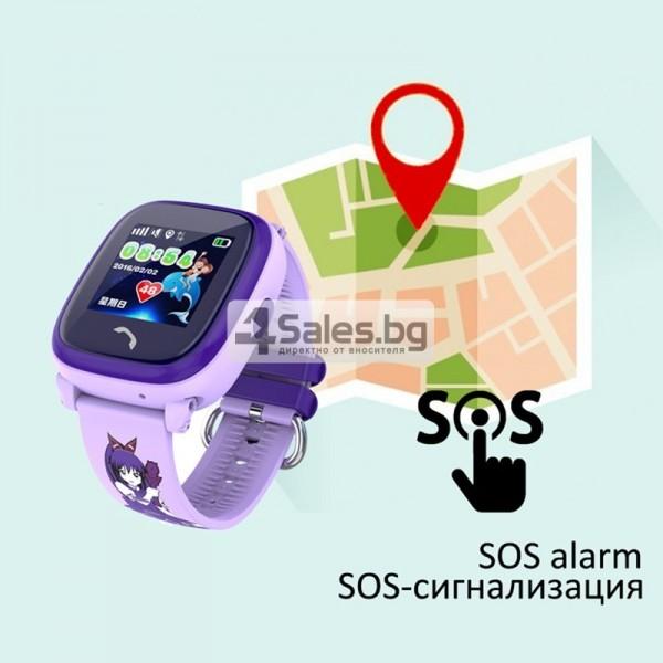 Ollly интелигентен часовник за деца IP67 водоустойчив sos-call WI-FI DF25 12