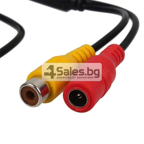 Водоустойчива LED камера за задно виждане при паркиране PK KAM3 6