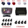 Паркинг асистент с 4 или6 или8 сензора и LED индикатор PK12 11