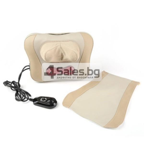 Компактна загряваща масажна възглавница TV82 2