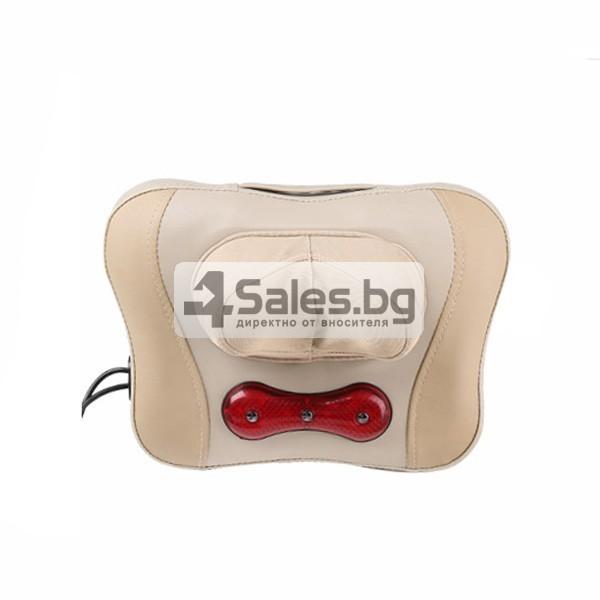 Компактна загряваща масажна възглавница TV82 6