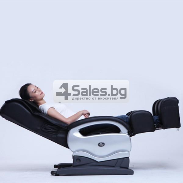 Мултифункционалният масажен стол със стилна и семпла визия A6 2