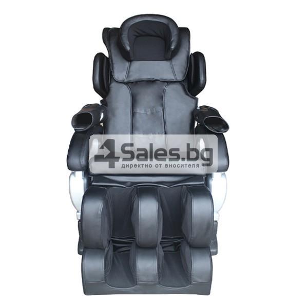 Мултифункционалният масажен стол със стилна и семпла визия A6 5