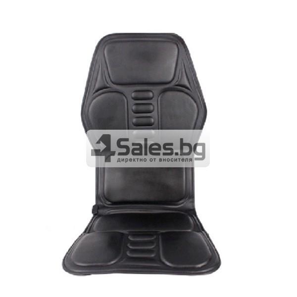 Масажна седалка 2 в 1 за колата или дома TV83