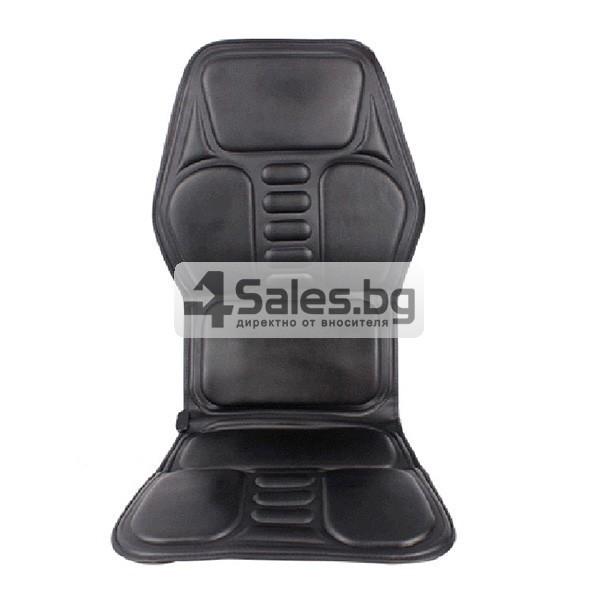 Масажна седалка 2 в 1 за колата или дома TV83 11