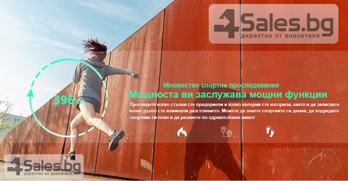 Смарт гривна - ID115 G-sensor 3D ускорител 0.86-инчов OLED екран SMW10 16